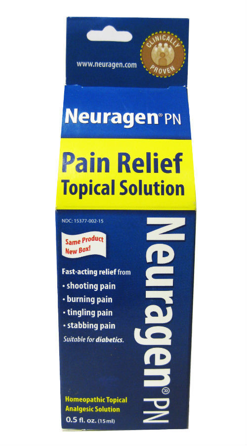 Neuragen - Fast Relief from Nerve Pain